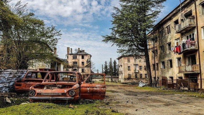 صورة AKRMARA-The ghost town