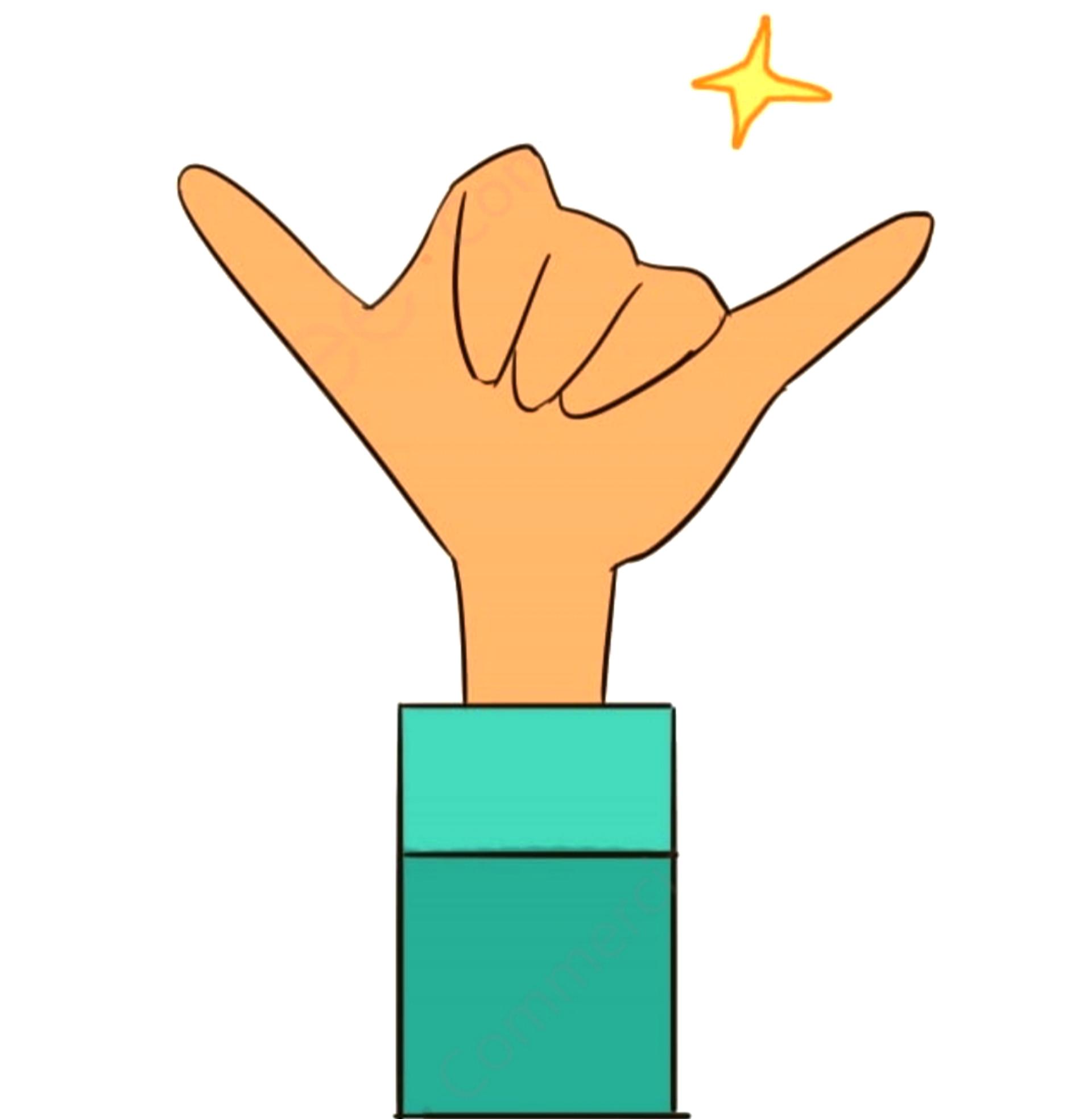 صورة لغة الإشاره