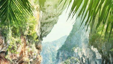 صورة أجمل جزر ومواقع السياحه في العالم