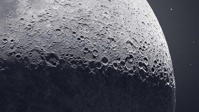 صورة القـمر | The moon