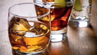 صورة المشروبات الكحولية