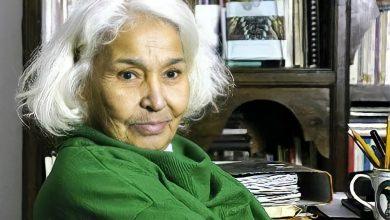 صورة وفاة الكاتبة نوال السعداوي عن عمر 90