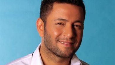 صورة زياد برجي يحتفل بعيد ميلاده 48