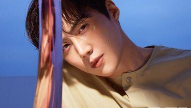 صورة يشرح Kim Seon Ho كيف تغلب على الصدمه